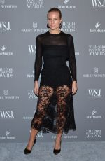 Olympia Scarry Attends the WSJ Magazine 2019 Innovator Awards at The Museum of Modern Art in New York