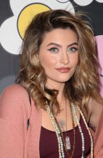 Paris Jackson At alice + olivia by Stacey Bendet x FriendsWithYou Collection LA launch party at the Hollywood Athletic Club in Hollywood