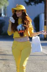 Phoebe Price After picking up food for her and her mother at Joan