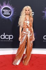 Pia Mia At 2019 American Music Awards at Microsoft Theater in Los Angeles