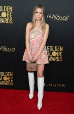 Rebecca Rittenhouse At Hollywood Foreign Press Association
