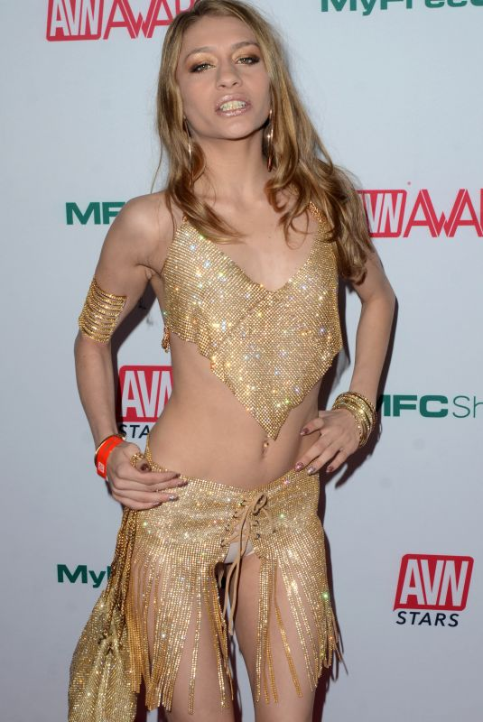 Rebel Lynn At Adult Video News Awards Nominations Announcement Part 3, Avalon, Hollywood
