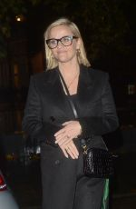 Reese Witherspoon Arriving at the Connaught Hotel in London