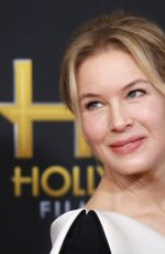 Renee Zellweger At 2019 Hollywood Film Awards in Beverly Hills