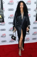 Rihanna At AFI FEST 2019 - Opening Night Gala - Premiere Of Universal Pictures