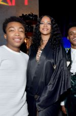 Rihanna At Queen & Slim after party in Hollywood