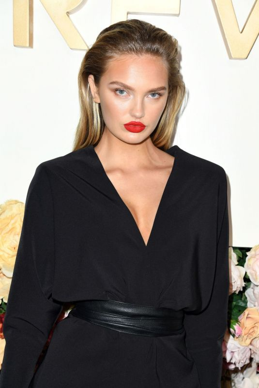 Romee Strijd At 3rd Annual #REVOLVEawards in Hollywood