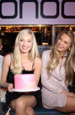 Romee Strijd At boohoo.com Holiday Party in LA