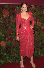 Ruth Wilson Attends the 65th Evening Standard Theatre Awards at the London Coliseum in London
