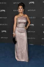 Salma Hayek At 2019 LACMA Art + Film presented by Gucci at the LACMA in Los Angeles