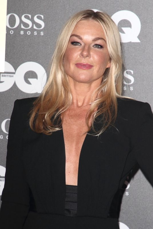 Sarah Hadland Attends the 65th Evening S0tandard Theatre Awards at the London Coliseum in London