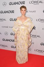 Sarah Jones At Glamour Women Of The Year Awards in New York City