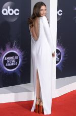 Sarah Levy At 2019 American Music Awards at Microsoft Theater in Los Angeles