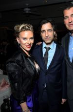 Scarlett Johansson At Afterparty for the