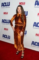 Selena Gomez At ACLU SoCal