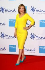 Sian Williams At Bupa Mind Media Awards in London