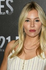 Sienna Miller At STX Entertainment