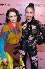 Sofia Carson At 2019 Teen Vogue Summit at Goya Studios in Hollywood
