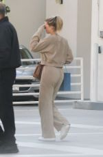 Sofia Richie Out after skincare clinic visit in Beverly Hills