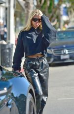 Sofia Richie Steps Out To Joan