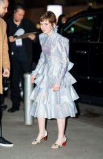 Sophia Lillis Attends the 2019 Glamour Women Of The Year Award at Lincoln Center in New York City