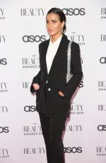 Sophia Smith At The Beauty Awards with ASOS in London