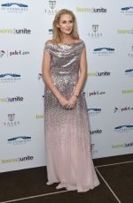Stephanie Pratt Attends the Teens Unite annual fundraising gala held at the Rosewood Hotel in London