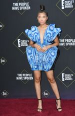 Storm Reid At 45th Annual People