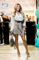 Sylvie Meis At Douglas Flagship Store Opening in Berlin