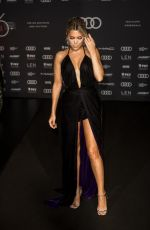 Sylvie Meis At Opera Gala of the German AIDS Foundation in Berlin