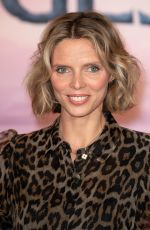 Sylvie Tellier At The Frozen 2 Premiere in Paris