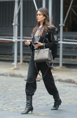 Talia Richman Steps Out In NYC