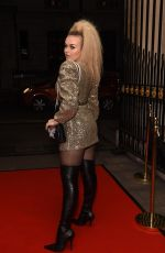 Tallia Storm At Float Like a Butterfly Ball Gala London