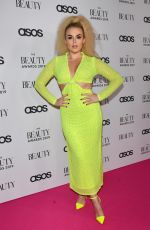Tallia Storm At The Beauty Awards 2019 with ASOS City Central London