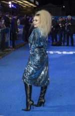 Tallia Storm Attends the World Premiere of the Blue Story at the Curzon Mayfair in London