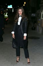 Taylor Hill Outside Cipriani