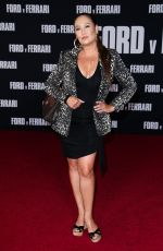 Tia Carrere At Ford v Ferrari - Los Angeles Premiere at TCL Chinese Theatre, Hollywood