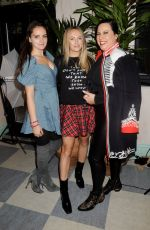 Tiffany Watson At Celeste Starre x Shiesado Makeup launch lunch, Kanishka restaurant, London
