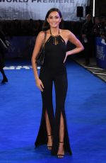 Tyla Carr At Blue Story premiere in London
