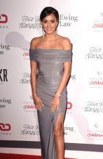 Tyla Carr At Float Like A Butterfly Ball, Grosvenor House Hotel, London
