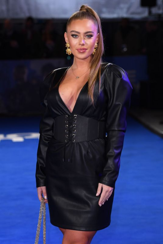 Tyne-Lexy Clarson At Blue Story premiere in London