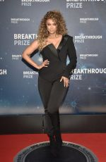 Tyra Banks At 8th Annual Breakthrough Prize Ceremony in Moutain View