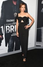 Victoria Cartagena At The New York Special Screening of