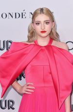 Willow Shields At Glamour Women Of The Year Awards in New York City