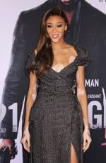 Winnie Harlow At The New York Special Screening of