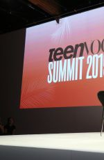 Zara Larsson At The Teen Vogue Summit 2019 in Los Angeles