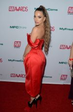 Abigail Mac At Adult Video News Awards Nominations Announcement in Hollywood