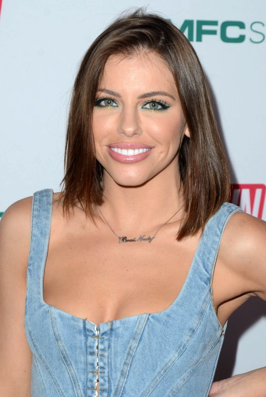 Adriana Chechik At Adult Video News Awards Nominations Announcement in Hollywood