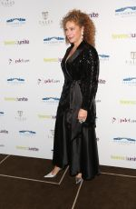 Alex Kingston At Teens Unite: Tales Untold Gala at Rosewood in London