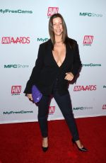 Alexis Fawx At Adult Video News Awards Nominations Announcement in Hollywood